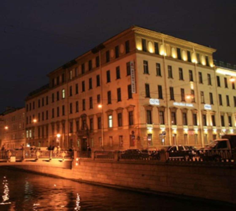 Офисная недвижимость Санкт-петербург,  - Итальянская, 2