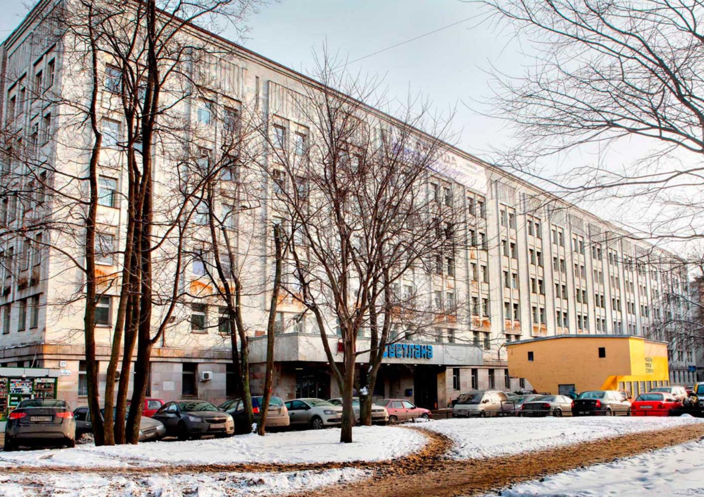 Офисная недвижимость Санкт-петербург,  - Светлановский 1 - 0