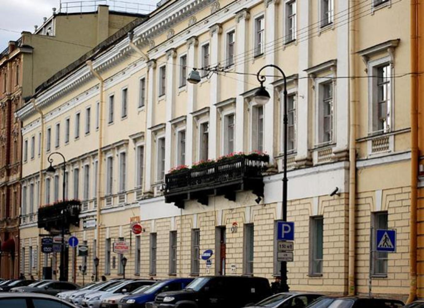 Офисная недвижимость Санкт-петербург,  - Итальянская 3 - 8