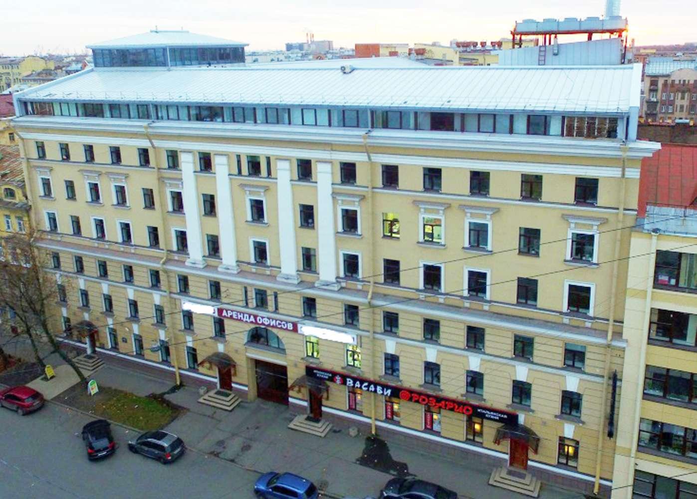 Офисная недвижимость Санкт-петербург,  - Сенатор (7-я линия В.О., 76)
