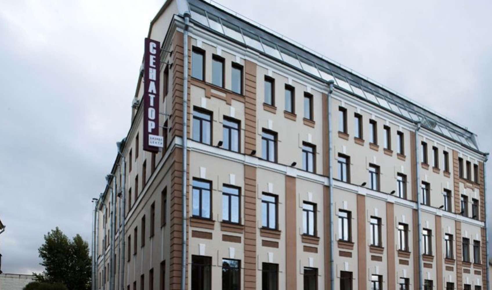 Офисная недвижимость Санкт-петербург,  - Сенатор (Большой пр. В.О., 80, Литеры А,Б) I
