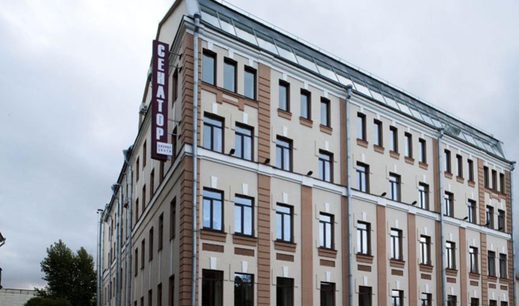 Офисная недвижимость Санкт-петербург,  - Сенатор (Большой пр. В.О., 80, Литеры А,Б) I - 9