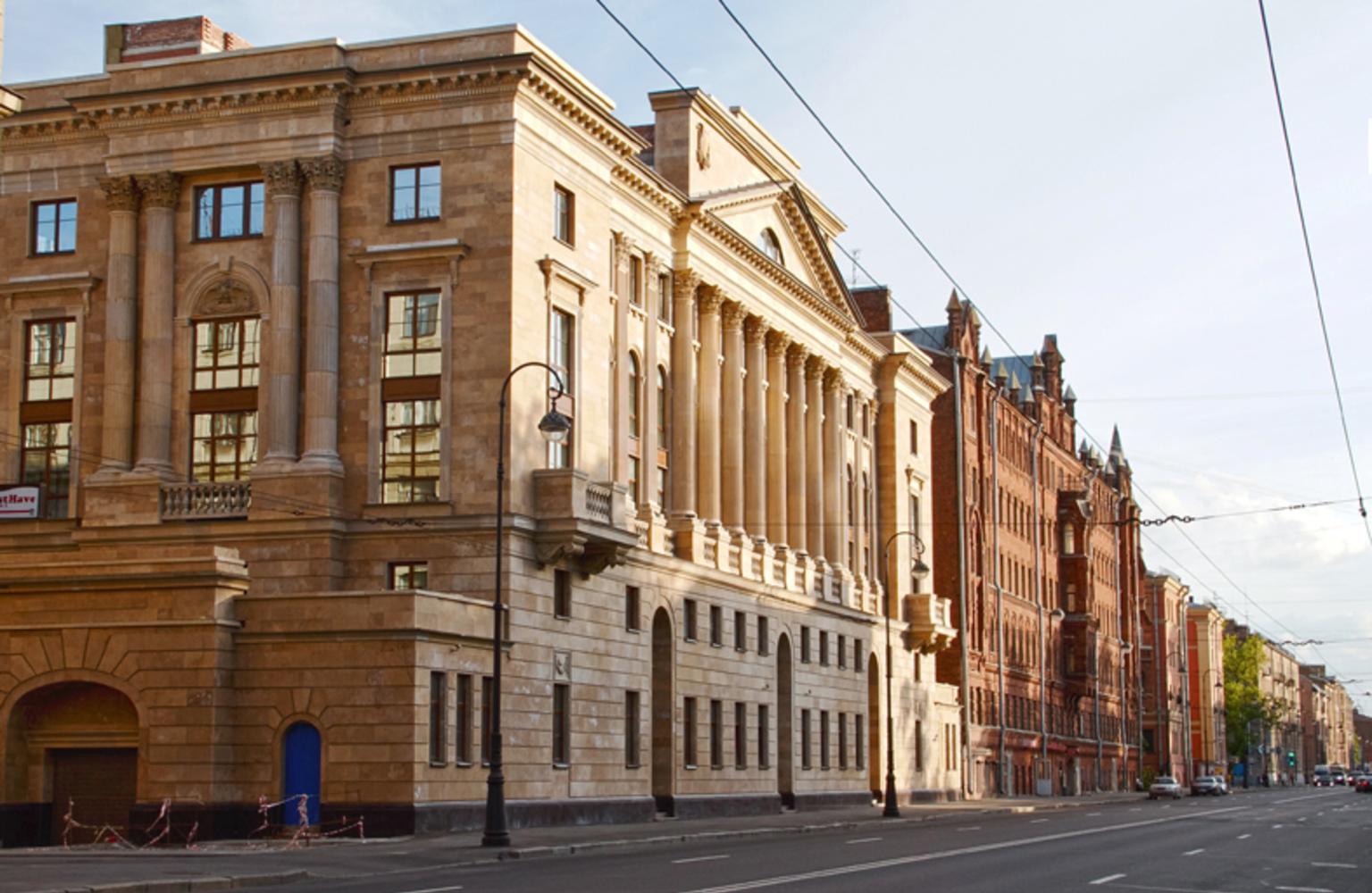 Офисная недвижимость Санкт-петербург,  - Сенатор (Большой пр. В.О., 80, Литера Р) II - 0