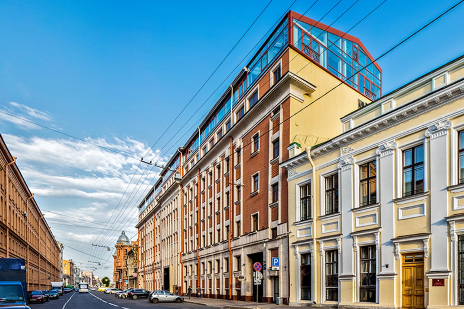 Офисная недвижимость Санкт-петербург,  - Сенатор (Чайковского ул., 1) - 7