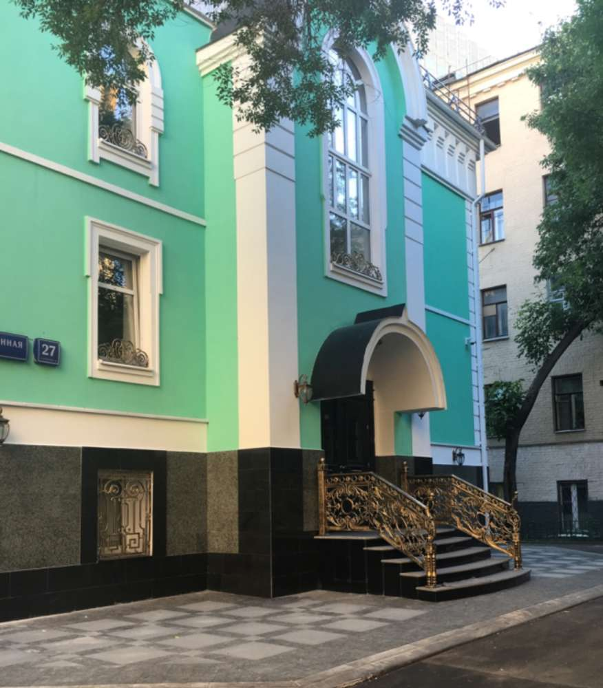 Офисная недвижимость Москва,  - Смоленская-Cенная пл. 27 стр. 6