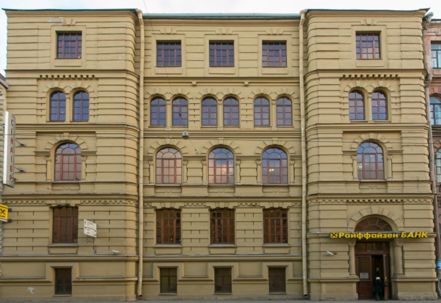 Офисная недвижимость Санкт-петербург,  - Сенатор (Садовая ул., 10) - 8