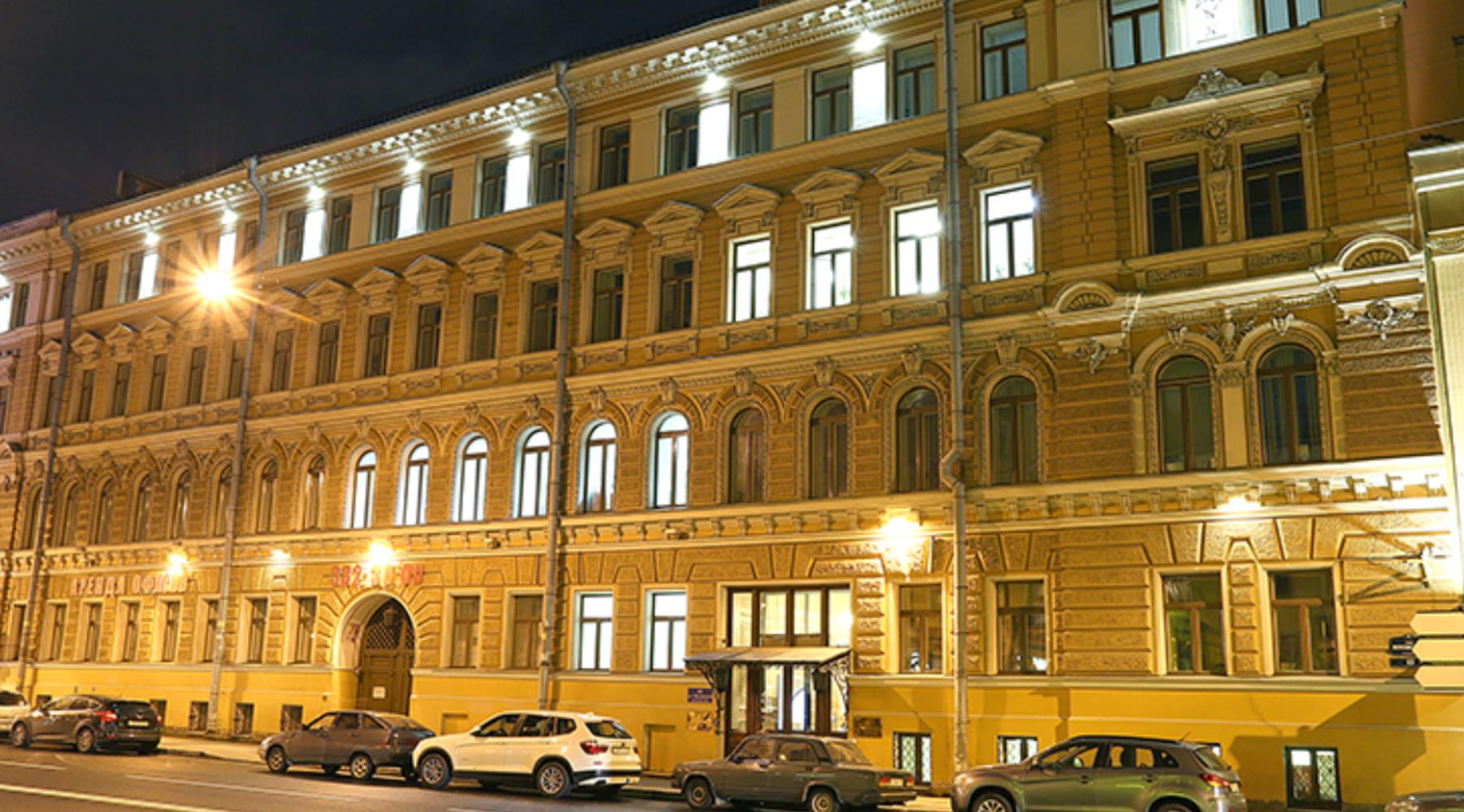 Офисная недвижимость Санкт-петербург,  - Сенатор (ул. Жуковского, 63) - 3