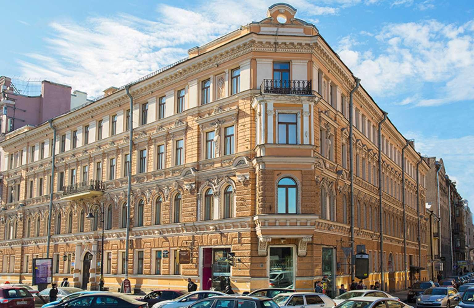 Офисная недвижимость Санкт-петербург,  - Сенатор (ул. Жуковского, 63)