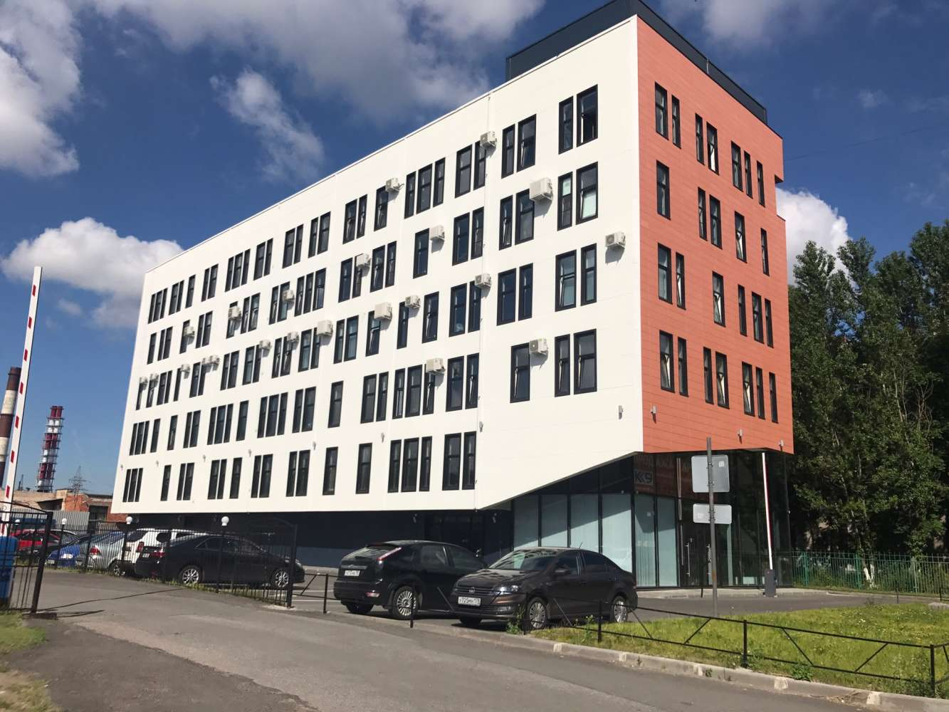 Офисная недвижимость Санкт-петербург,  - К9 - 7