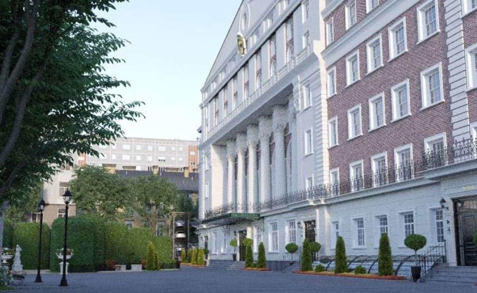 Офисная недвижимость Москва,  - Новорязанская ул. 8 стр. 1,2,3,4,6 - 16
