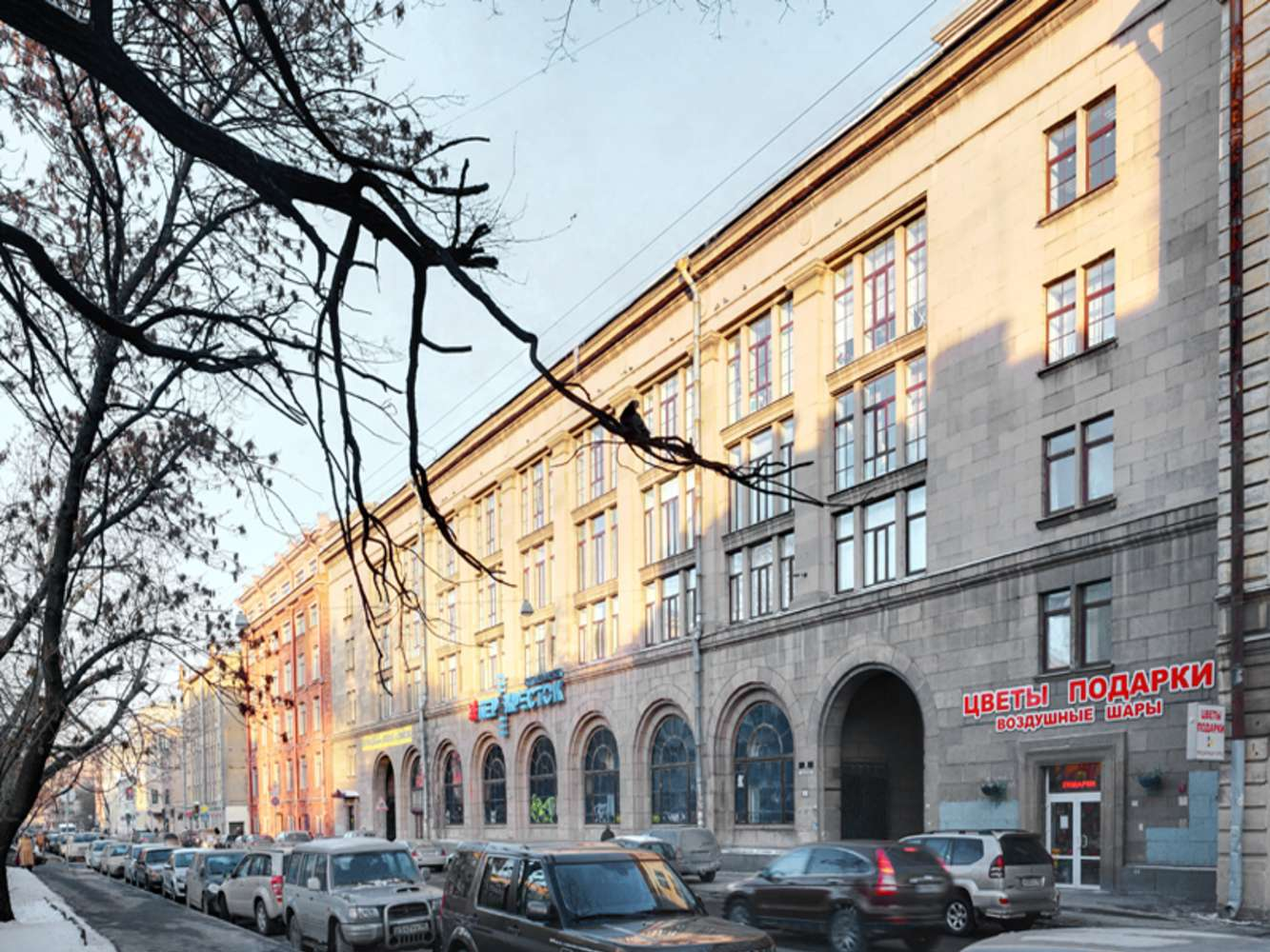 Офисная недвижимость Санкт-петербург,  - Люмьер Хаус (ex. Студия)