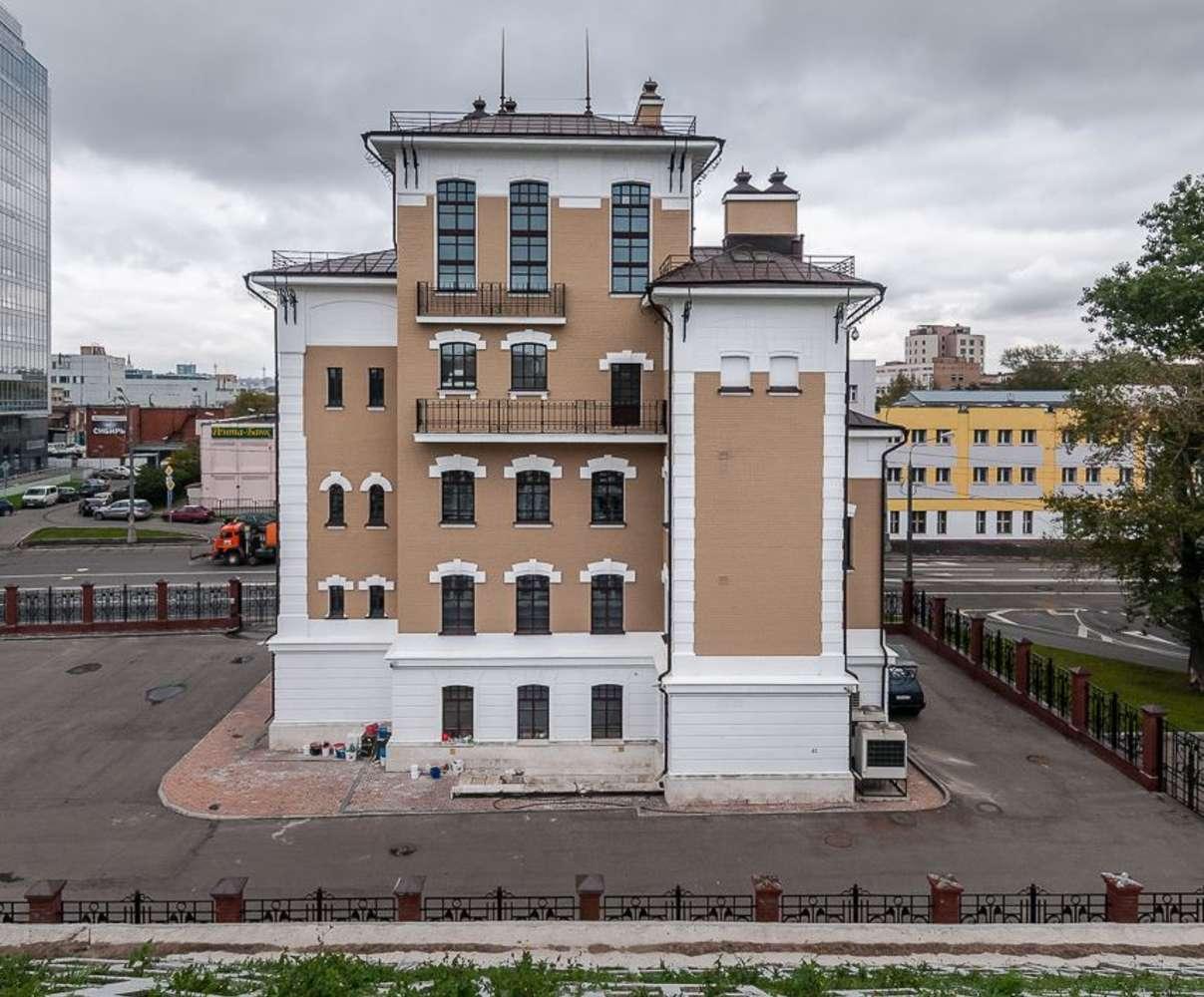 Офисная недвижимость Москва,  - Потылиха ул. 1 - 7