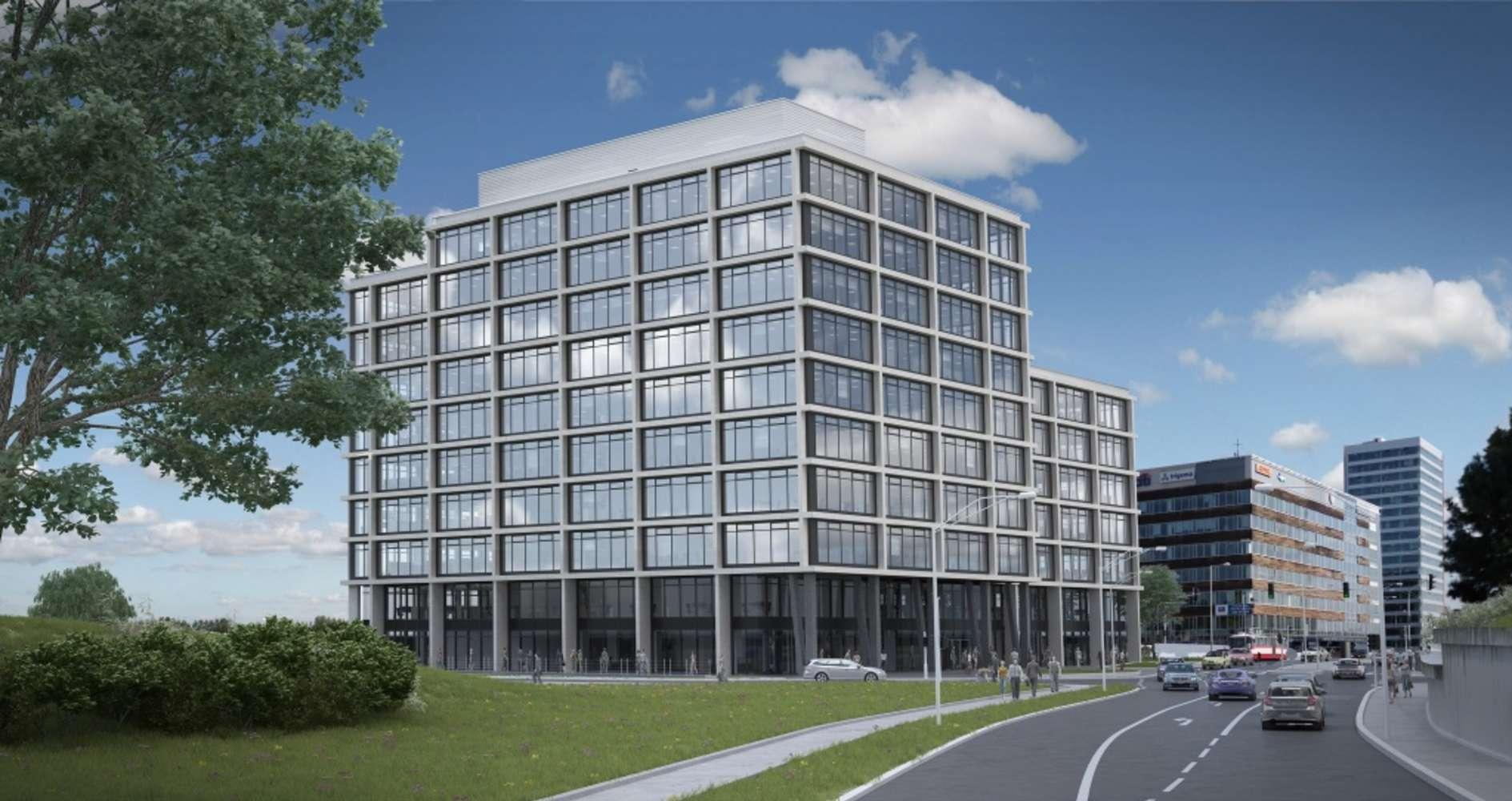 Offices Prague, 150 00 - Aspira Business Centre - 02
