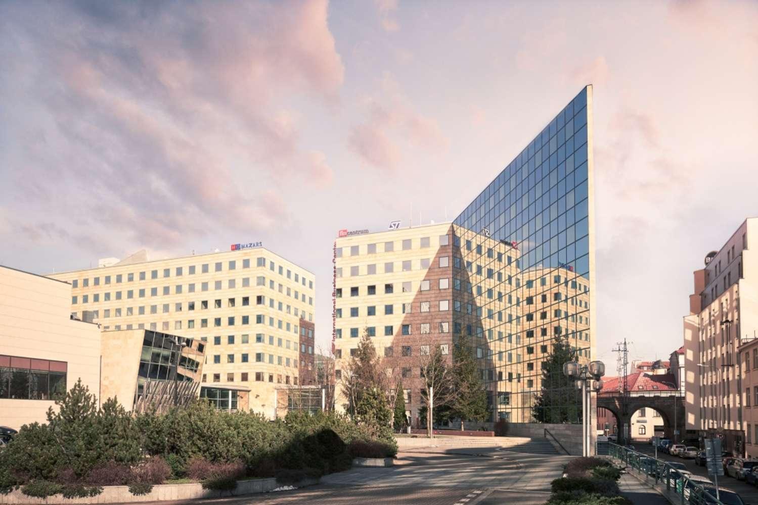 Kanceláře Praha, 186 00 - International Business Center - 3