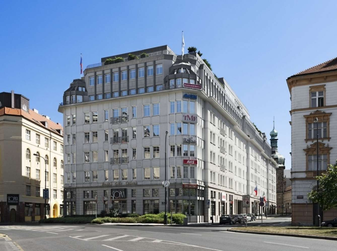 Offices Prague, 110 00 - Praha City Center - 8