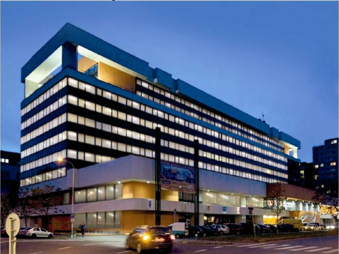 Offices Prague, 170 00 - Rosmarin Business Centre - 501