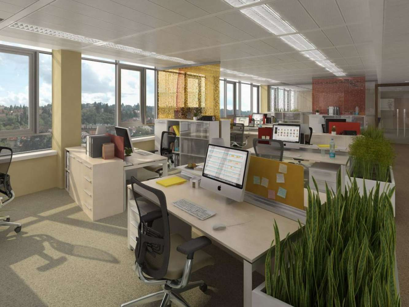 Offices Prague, 160 00 - Hadovka Office Park - 4