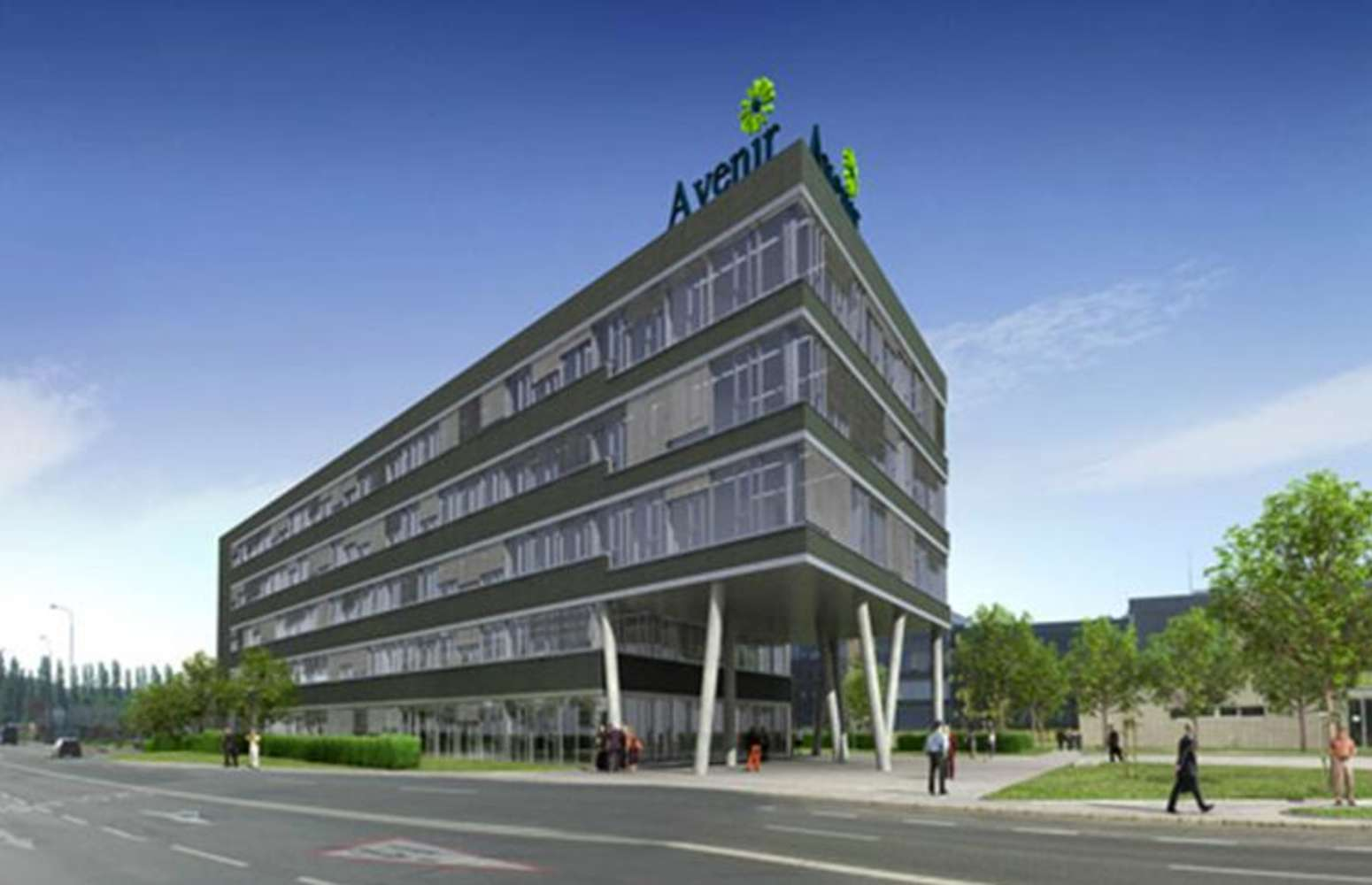 Offices Prague, 158 00 - Avenir Business Park E - 9