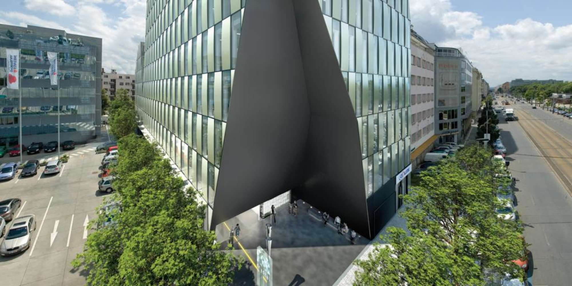 Offices Prague, 130 00 - Crystal - 51