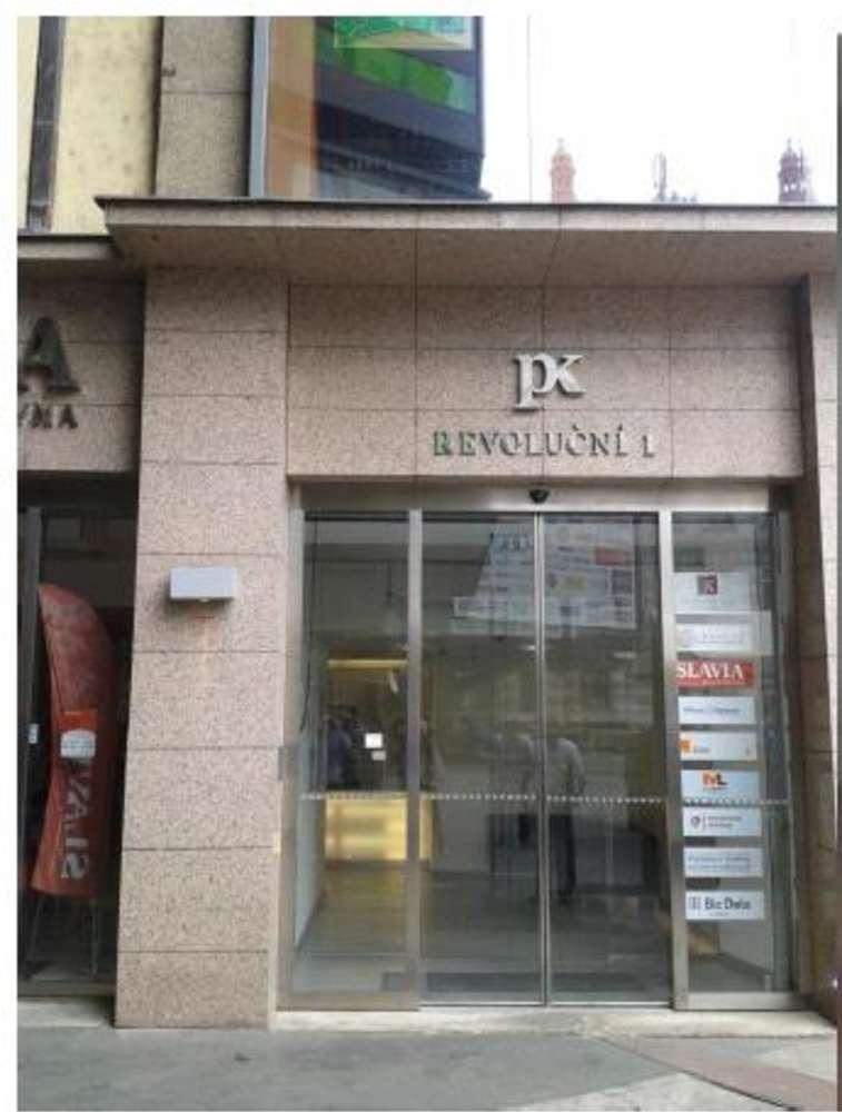 Kanceláře Praha, 110 00 - Revoluční 1-3 - 8