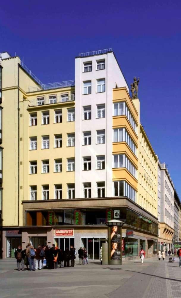 Kanceláře Praha, 110 00 - Revoluční 1-3 - 4