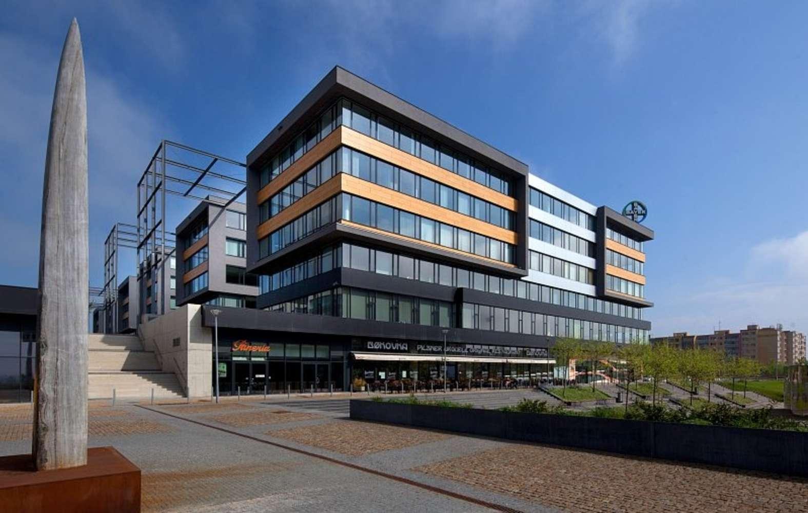 Offices Prague, 155 00 - City West - Building B1 - 0