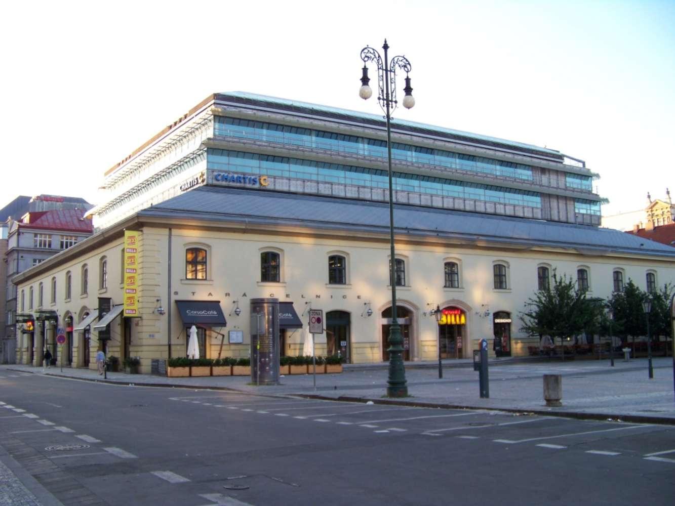 Kanceláře Praha, 110 00 - Stará Celnice