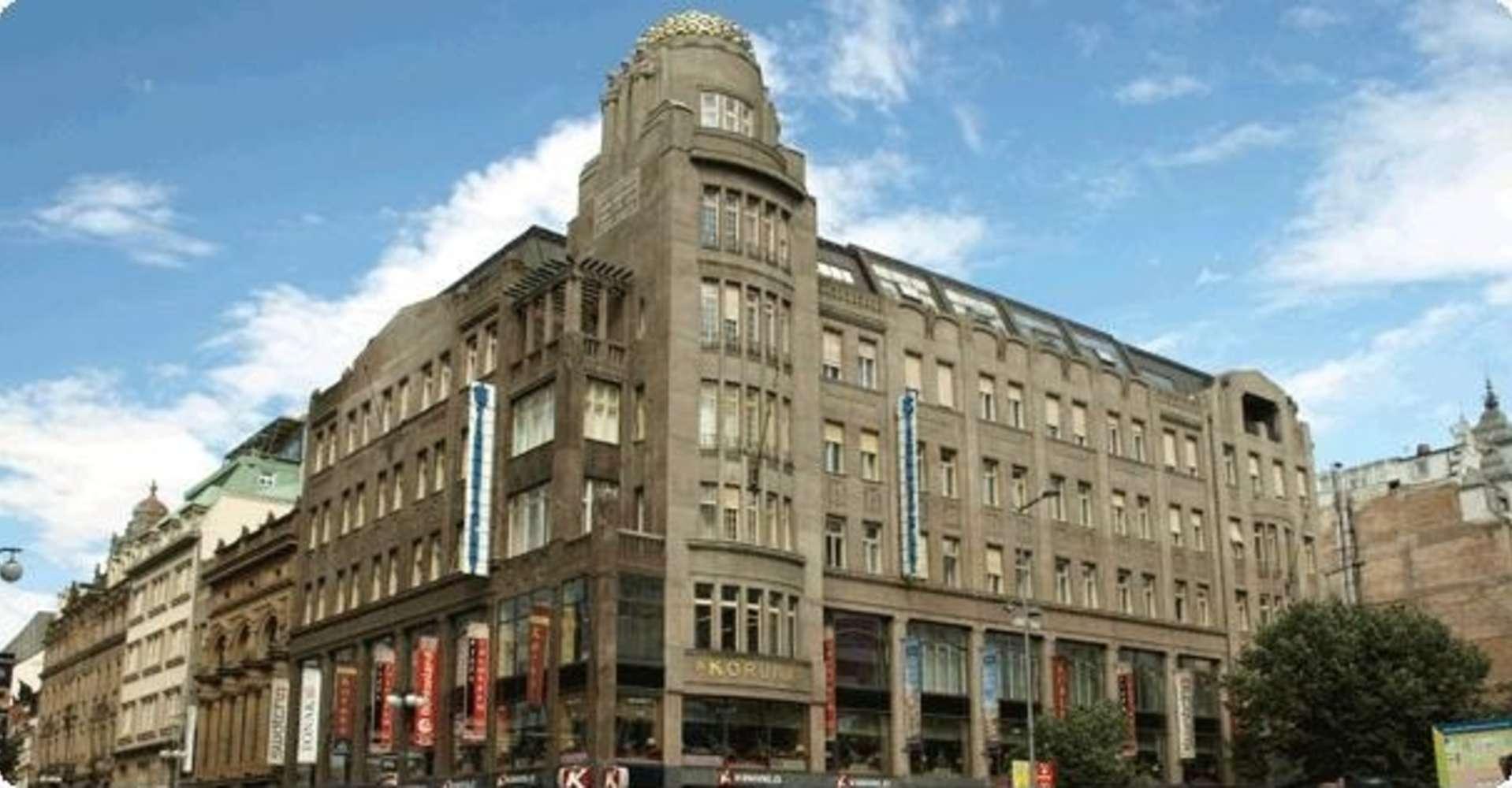 Offices Prague, 110 00 - Palác Koruna - 82