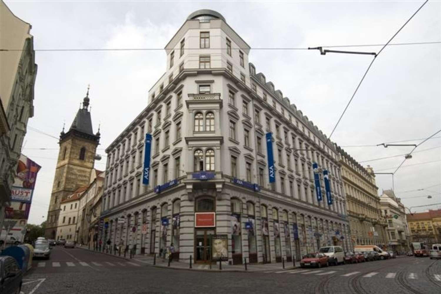 Kanceláře Praha, 120 00 - Lazarská Business Centre - 3