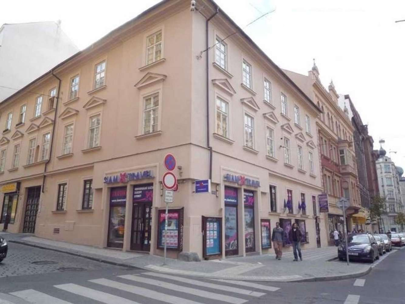 Offices Prague, 120 00 - Myslíkova 12 - 4