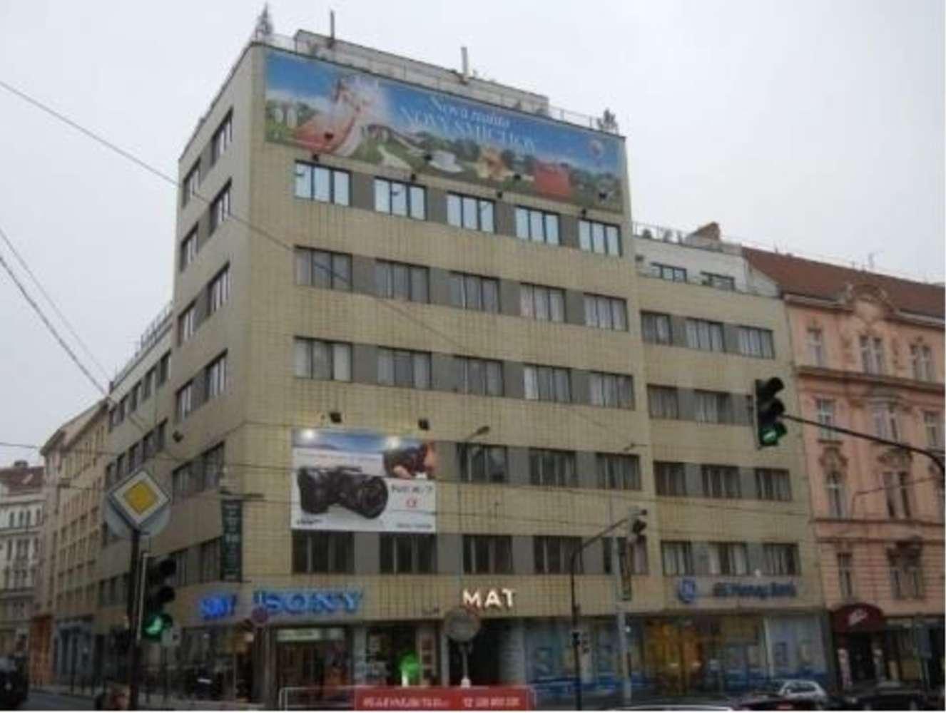 Kanceláře Praha, 120 00 - Karlovo náměstí 19 - 4