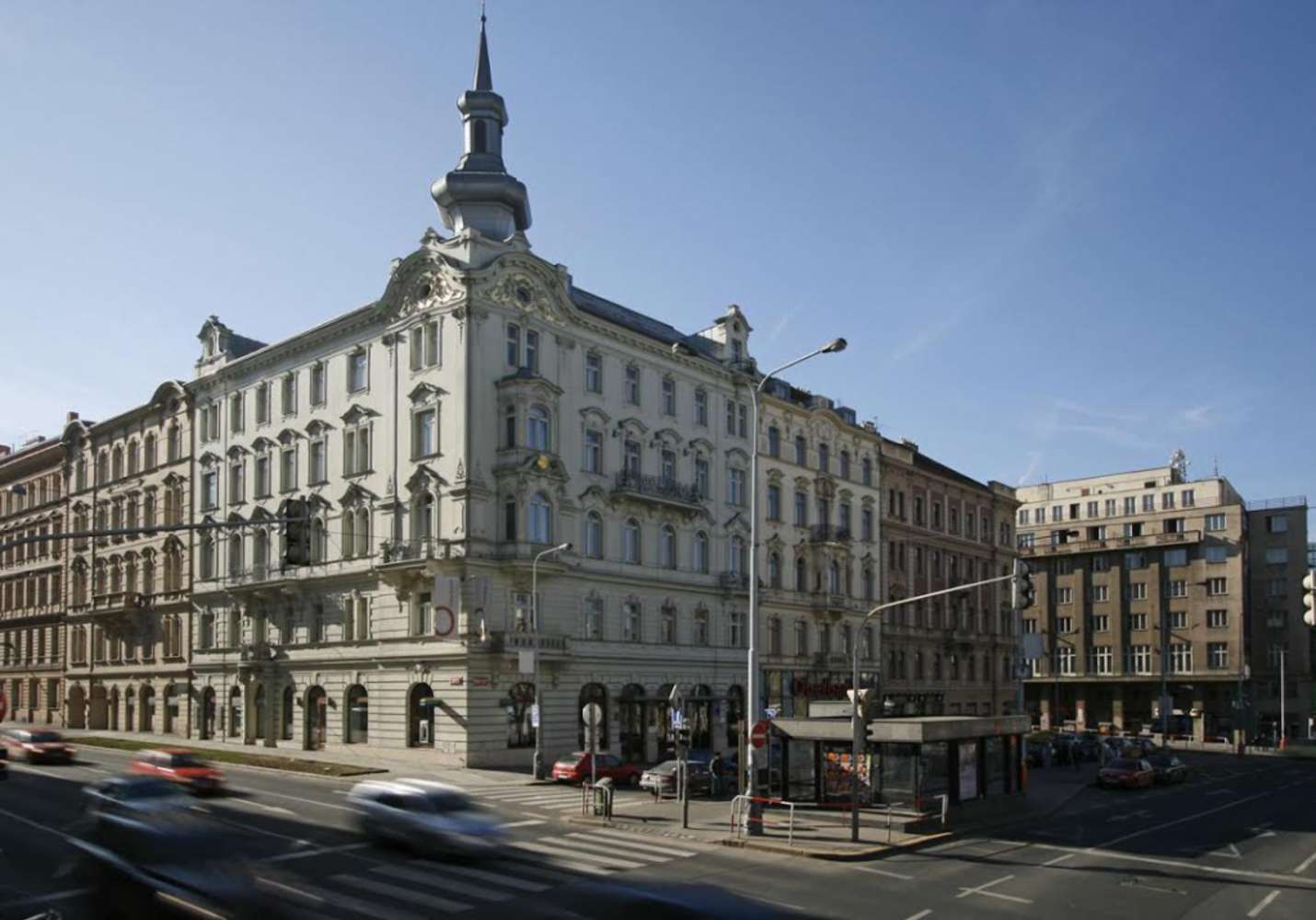 Kanceláře Praha, 120 00 - Palác I. P. Pavlova - 1