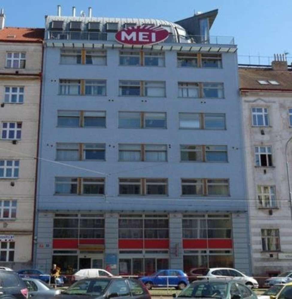 Kanceláře Praha, 180 00 - Palmovka Point - 7