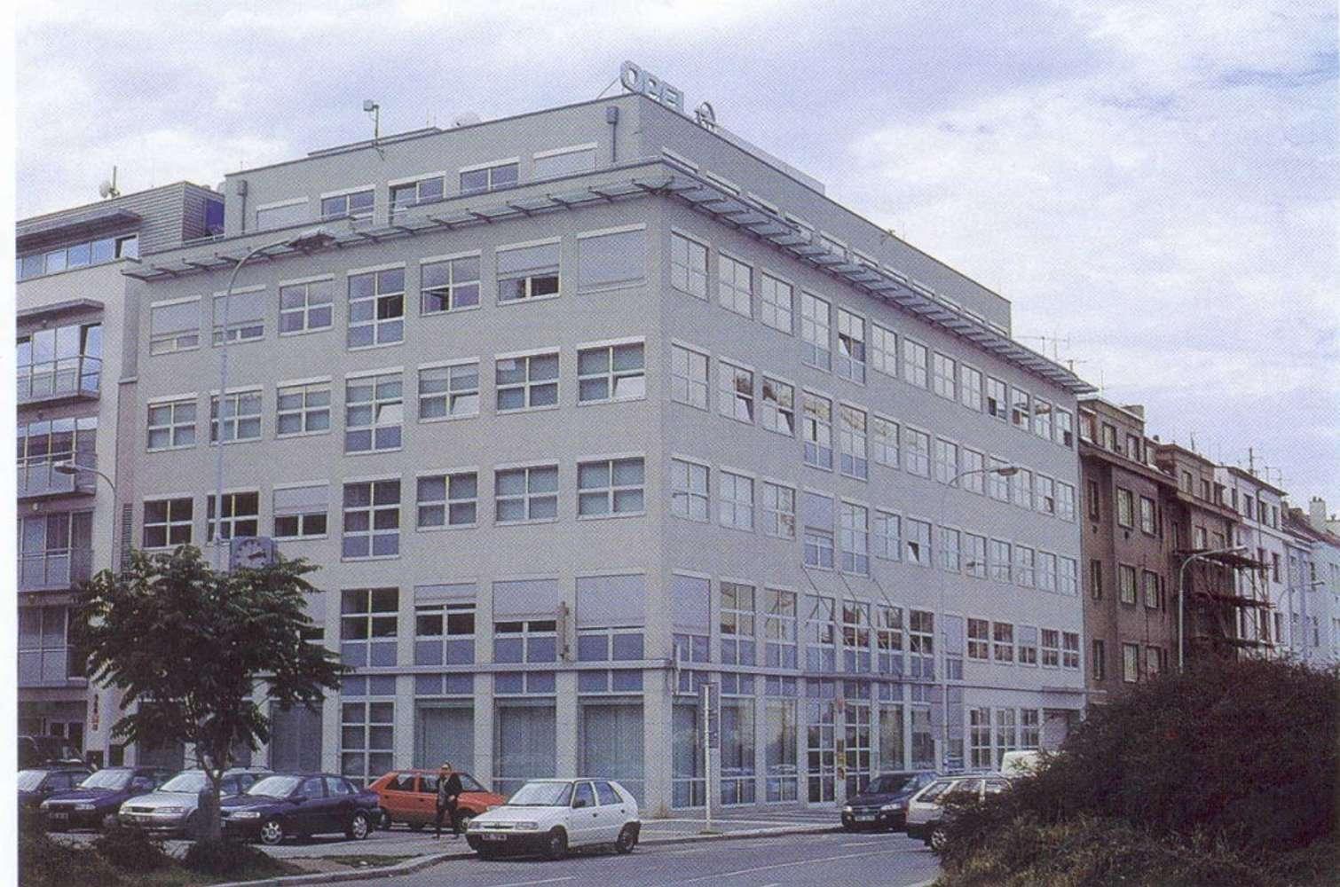 Kanceláře Praha, 140 00 - Vyšehrad Garden - 8