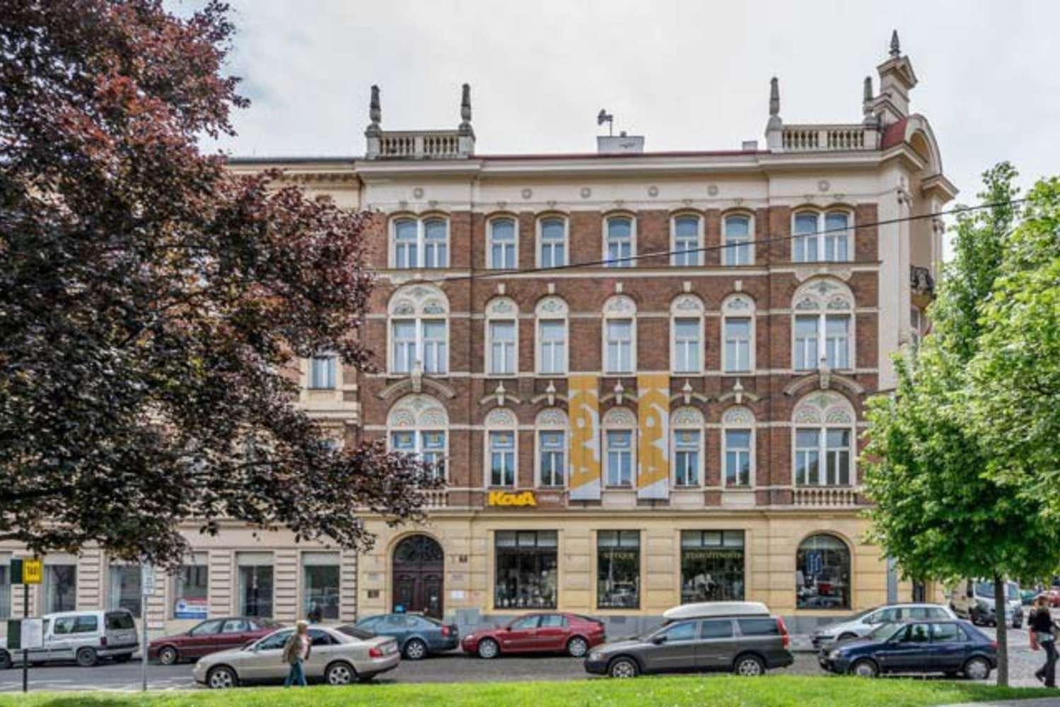 Kanceláře Praha, 150 00 - Náměstí Kinských 7 - 3