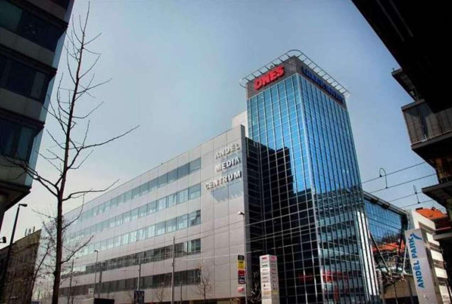 Kanceláře Praha, 150 00 - Anděl Media Centrum (MAFRA)