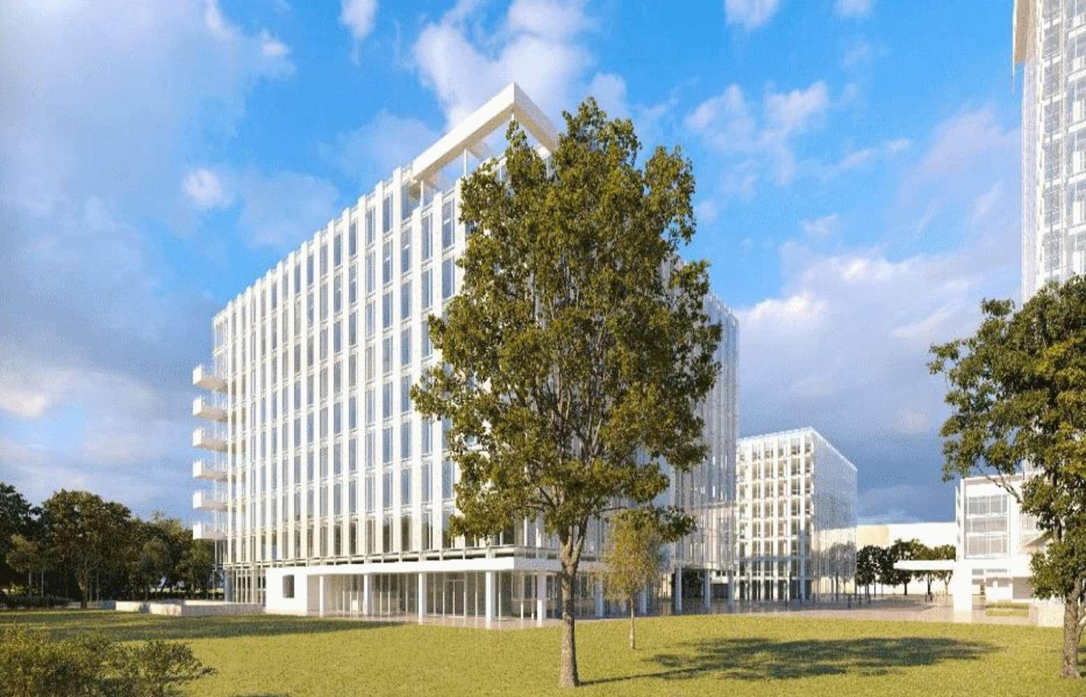 Offices Prague, 140 00 - Parkview - 12