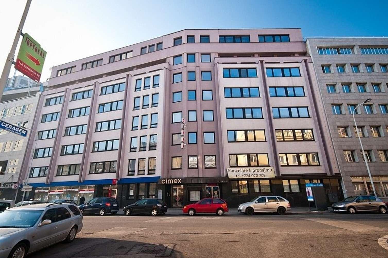 Kanceláře Praha, 140 00 - Na Pankráci 58 - 9