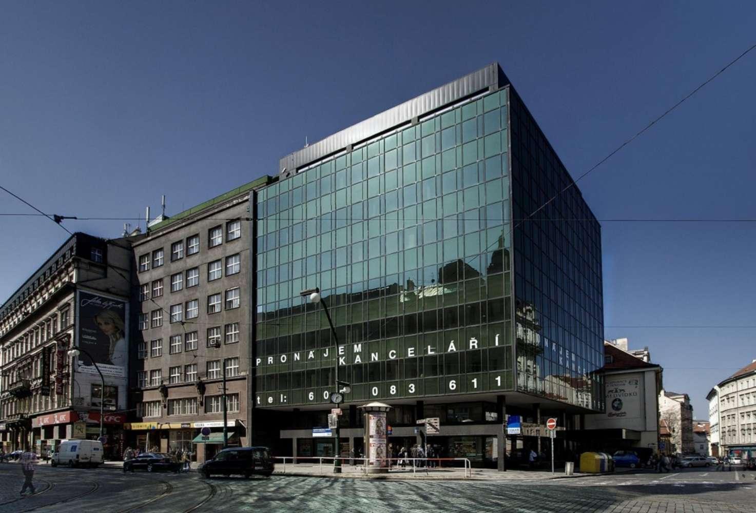 Kanceláře Praha, 110 00 - Albatros - 0