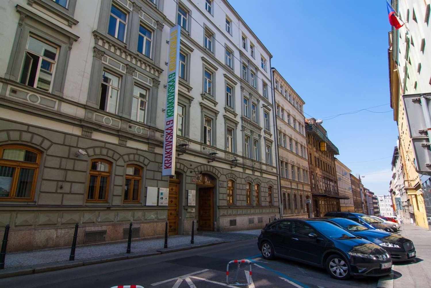 Kanceláře Praha, 110 00 - Krakovská 9 - 13