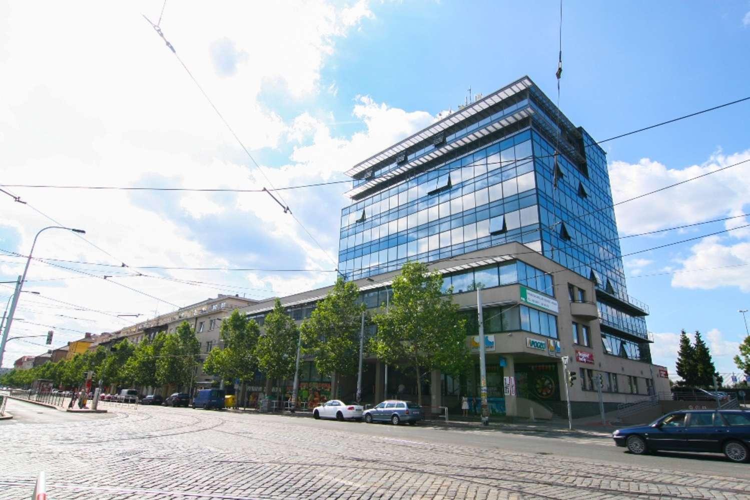 Kanceláře Praha, 130 00 - Koněvova - 77