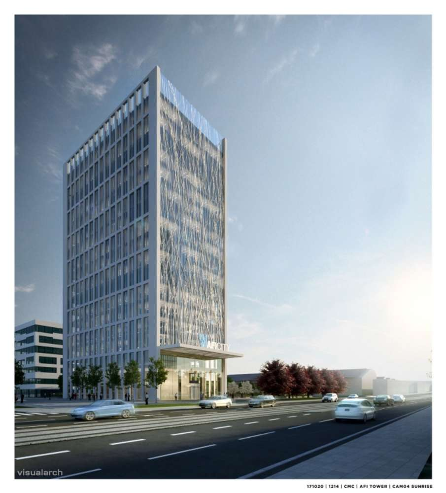 Offices Prague, 190 00 - AFI City - 5