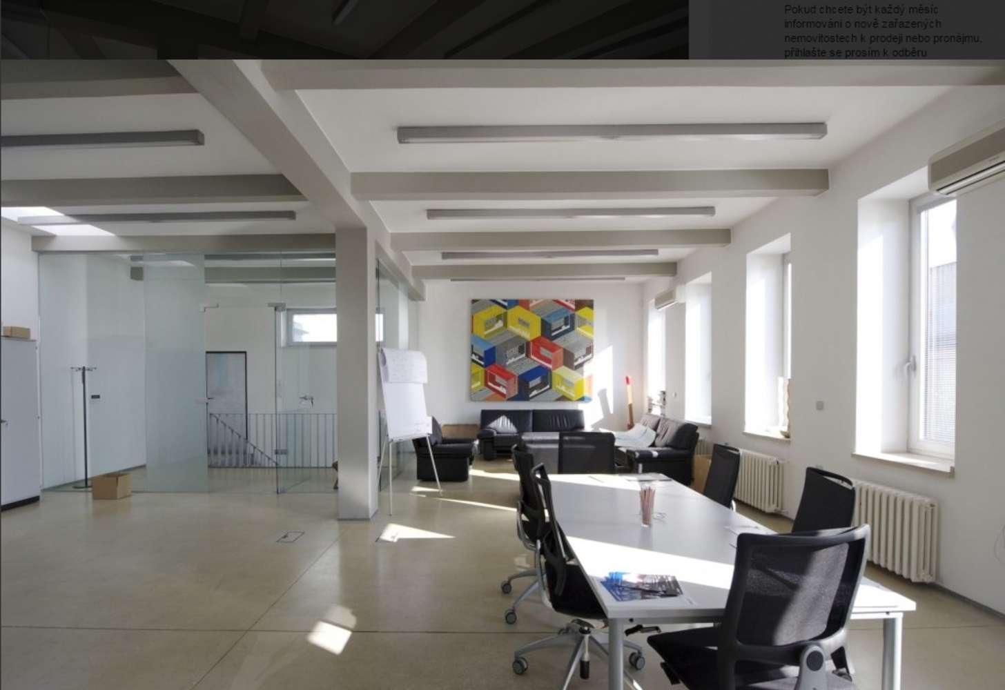 Kanceláře Praha, 190 00 - Podkovářská - 6