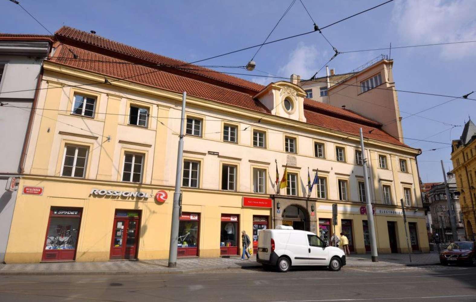 Kanceláře Praha, 110 00 - Myslíkova 31 - 2