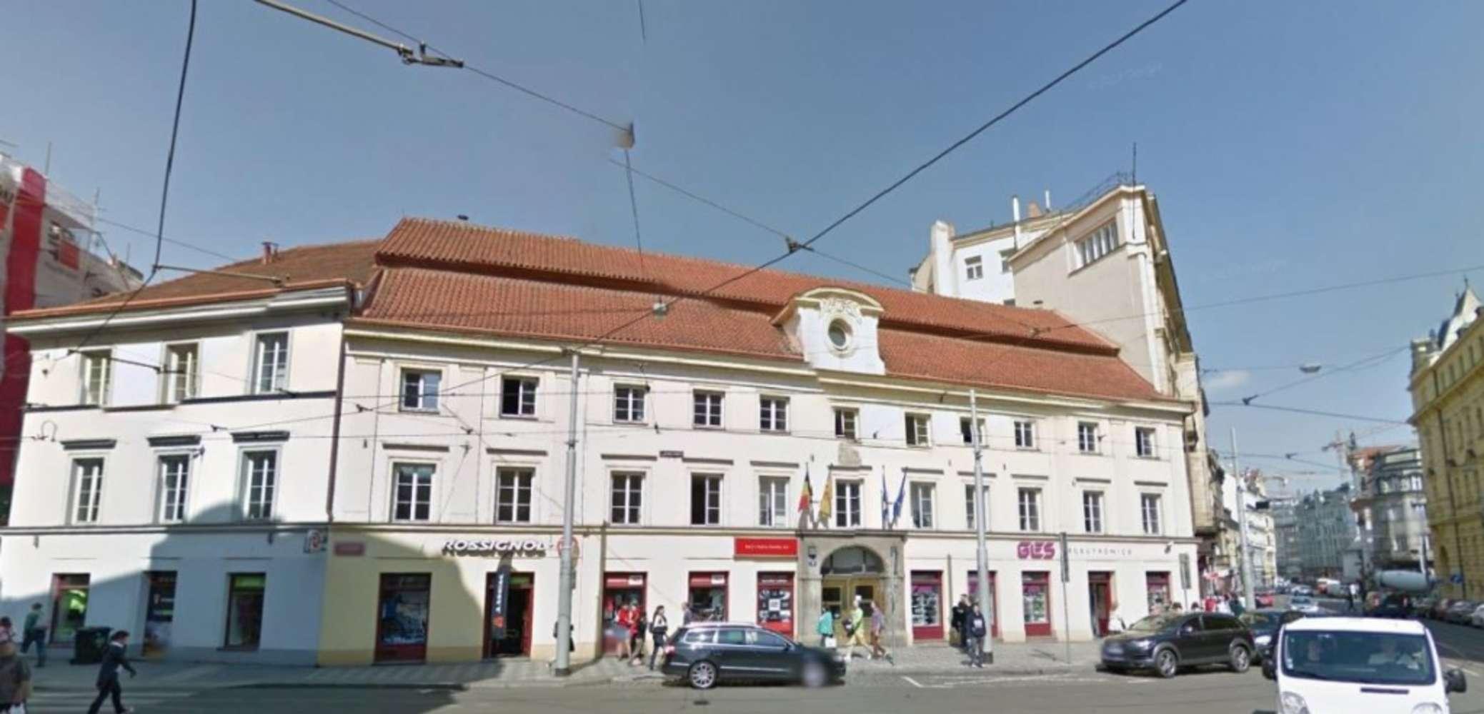Kanceláře Praha, 110 00 - Myslíkova 31 - 5