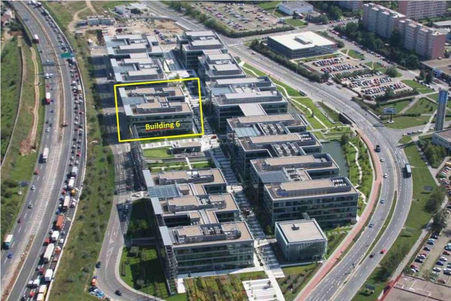 Kanceláře Praha, 148 00 - The Park - Building 6