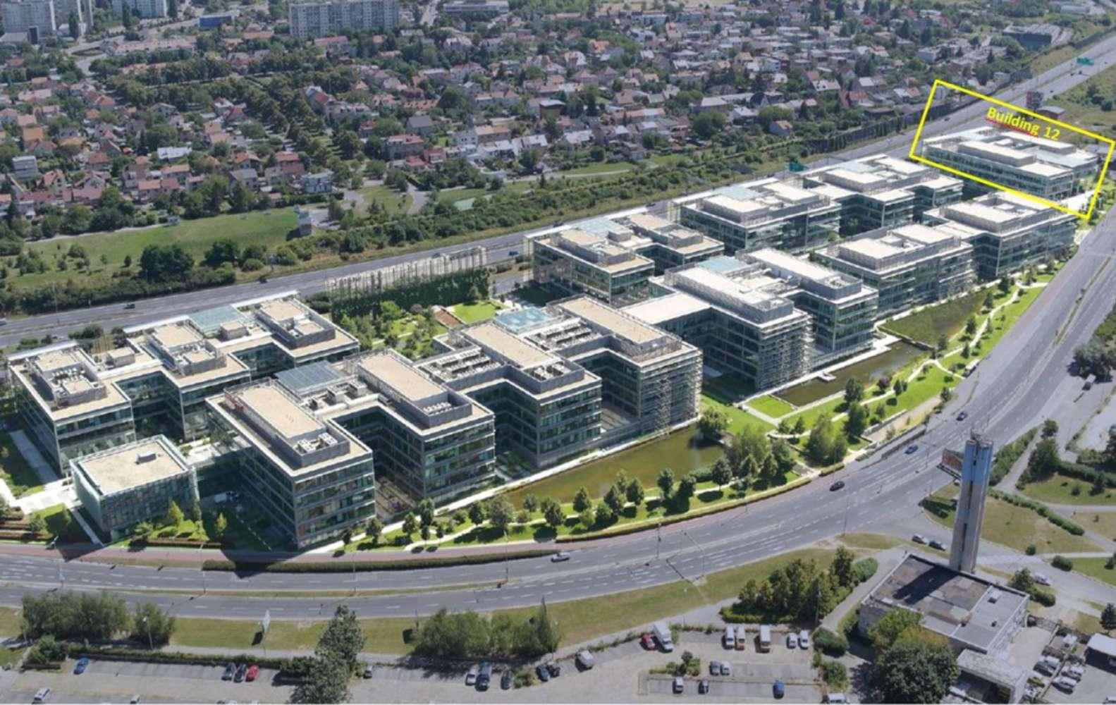 Offices Prague, 148 00 - The Park - Building 12