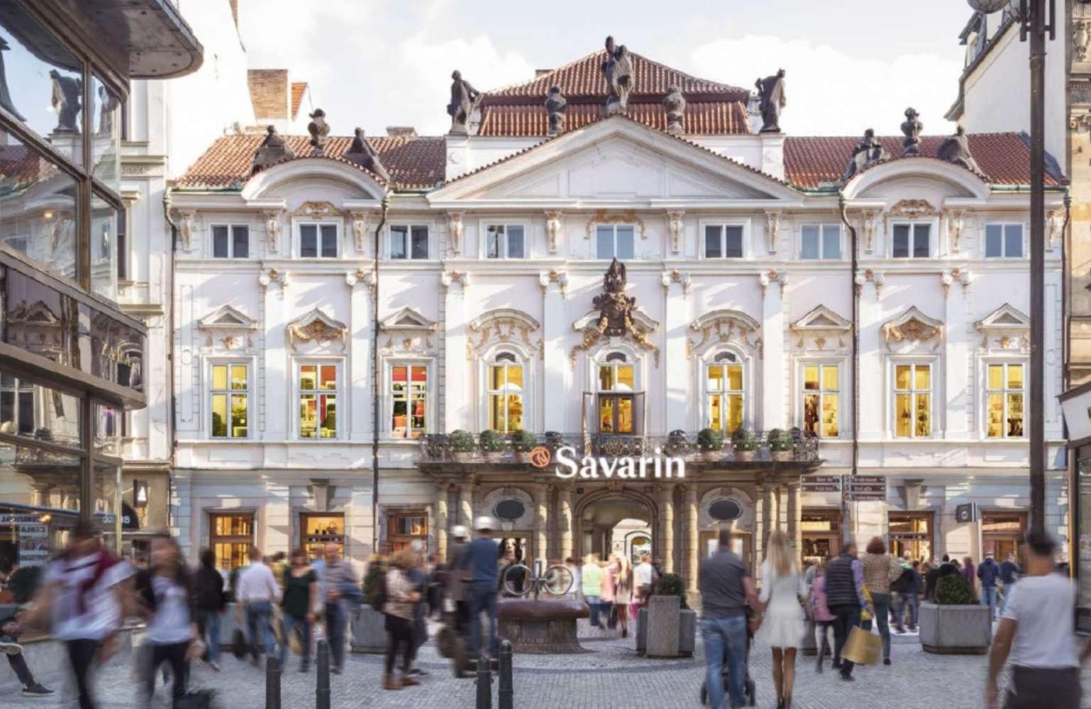 Kanceláře Praha, 110 00 - Savarin - 9