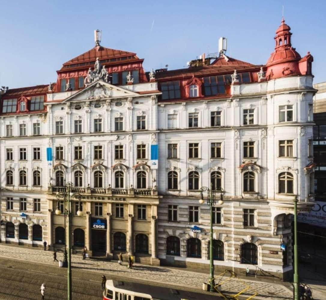 Kanceláře Praha, 110 00 - Náměstí Republiky 7