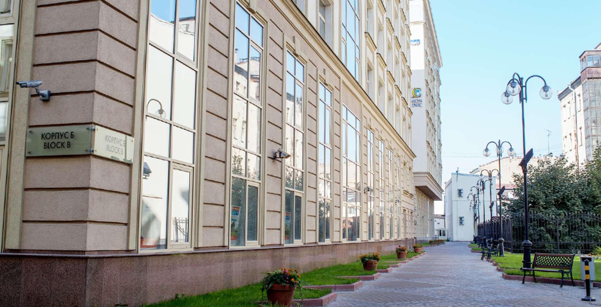 Офисная недвижимость Санкт-петербург, 191119 - Ренессанс Плаза - 2